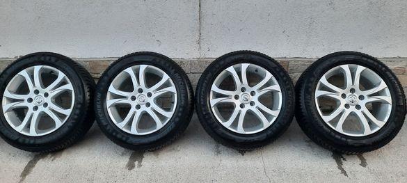 Джанти Fondmetal 17 цола , 5х114.3 , 7j , et40 , 225/55/17 Nissan Kia