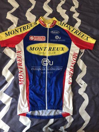 Tricou bicilisti Montreux