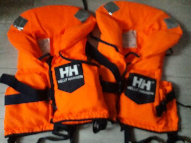 Veste navigare Helly Hansen copii