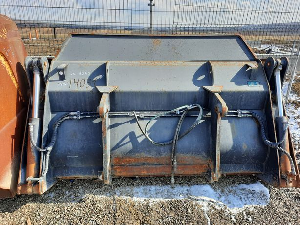Cupa multifunctionala buldoexcavator JCB