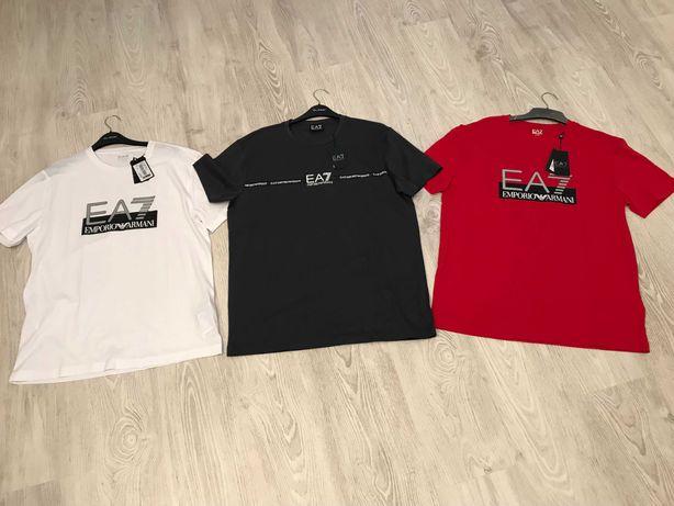 Armani EA7 tricou XL original, barbatesc
