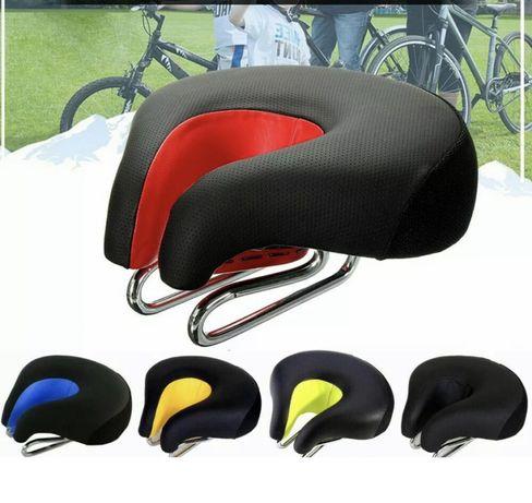 Седалка за велосипед-поничка-щадяща простатата