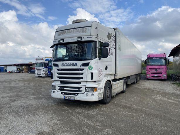 Scania R500 V8 2012