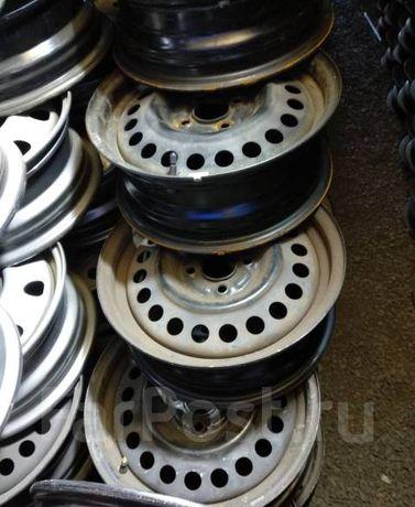 Продам диски R 14 на минивен Ниссан Серена штамповка 5 на 114,3