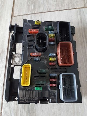 Panou siguranțe Peugeout 307 sw 2006 BSM-Cod 9659742080