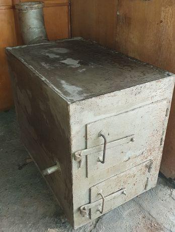 Печка для водяного отопления