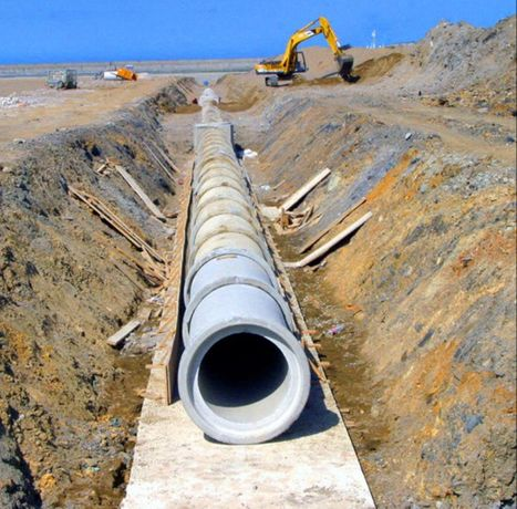 Tuburi din Beton Și Teava