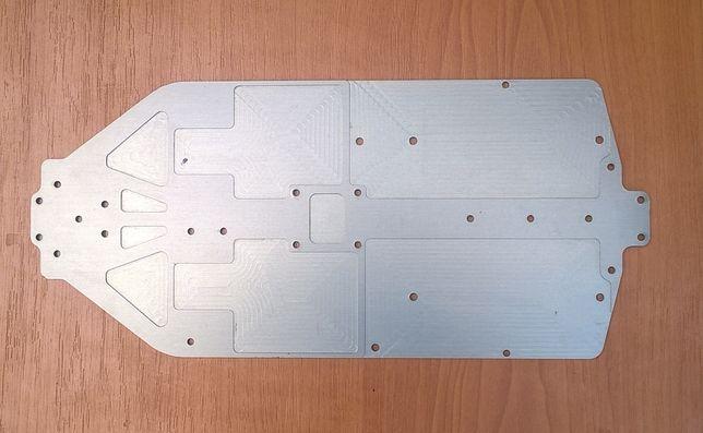 Sasiu aluminiu automodel Team Associated B44.3