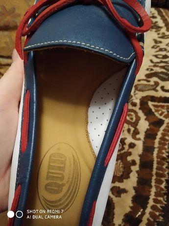 Продам новые туфли - макасины