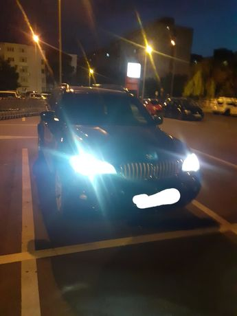 BMW X5 model E 70