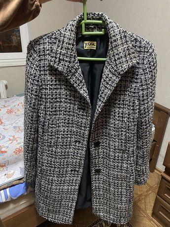 Пальто осенний и тренч