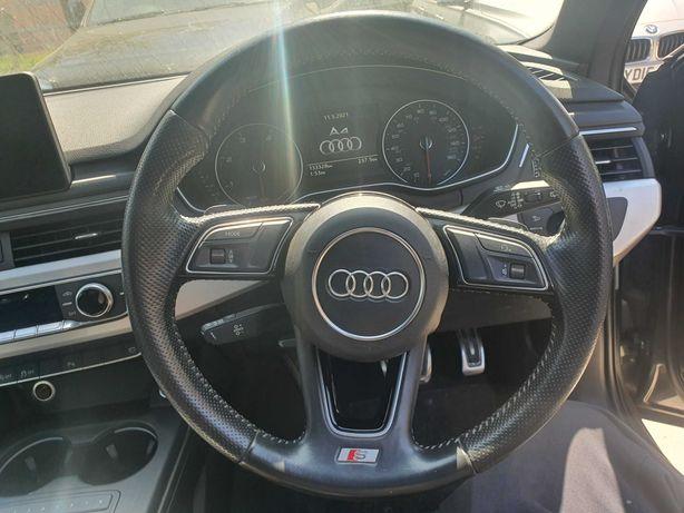 Volan cu padele Audi A4 B9 8w 2017 S line