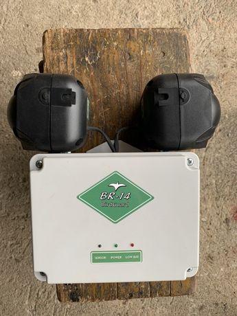 Dispozitiv electronic impotriva pasarilor daunatoare BR 14