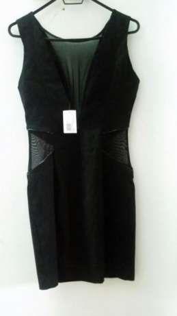 Къса черна рокля - Miss Selfridges