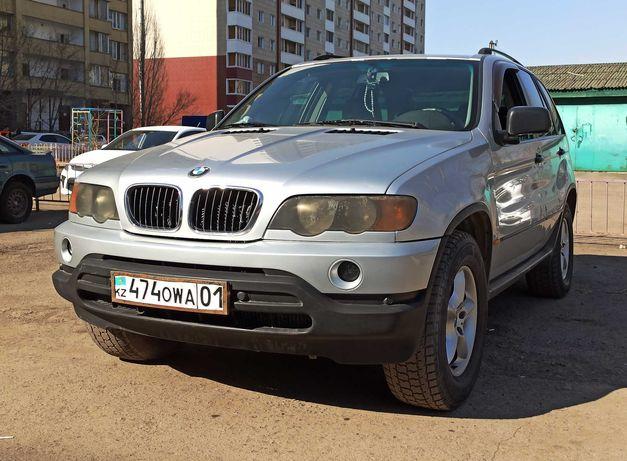 BMW X5 в отличном состоянии