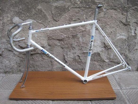 Шосейна велосипедна рамка-РЕТРО