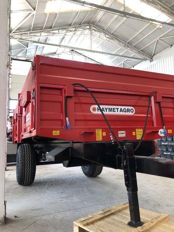Remorca agricola monoax tractor
