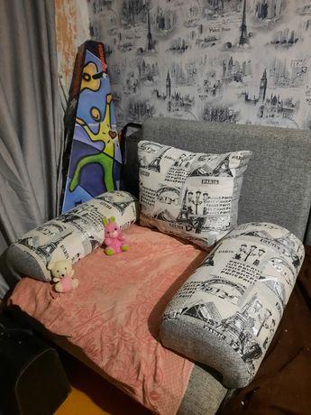 Продам кресло - кровать б/у в отличном состоянии