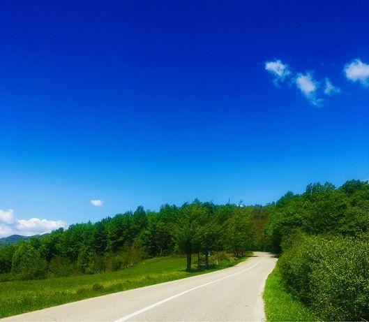 Teren pentru casa, cabana, pensiune in Ormindea,com. Baita-23 km Deva