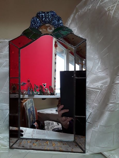 Oglinda Tiffany
