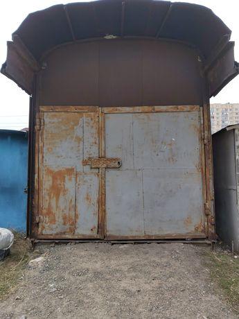 Продам Металлический гараж