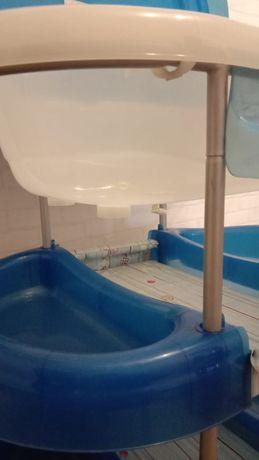 Продам  пеленальный стол, с ванночкой