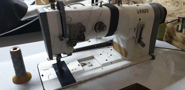 Швейная шагающая производственная машина Pfaff для кожи , тканей