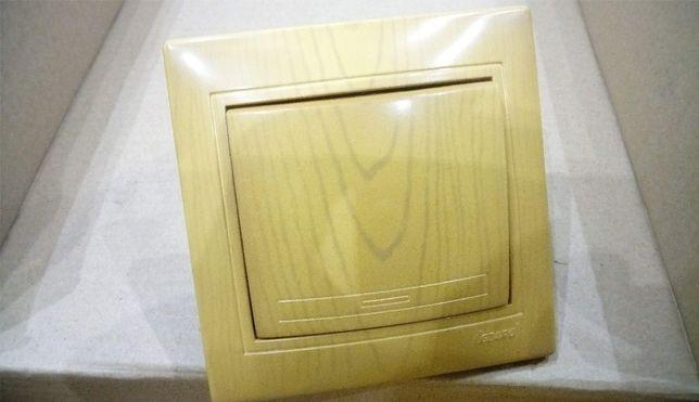 продам качественные выключатели фирмы Lezard