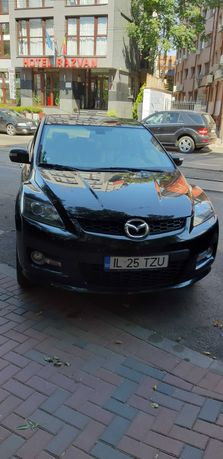 Mazda CX 7/2008/2300 cc benzina/gpl/260/235 hp.