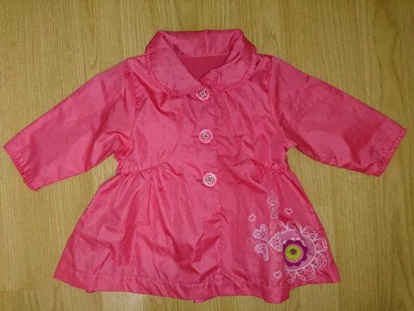 Бебешко манто/шлифер - 9 месеца