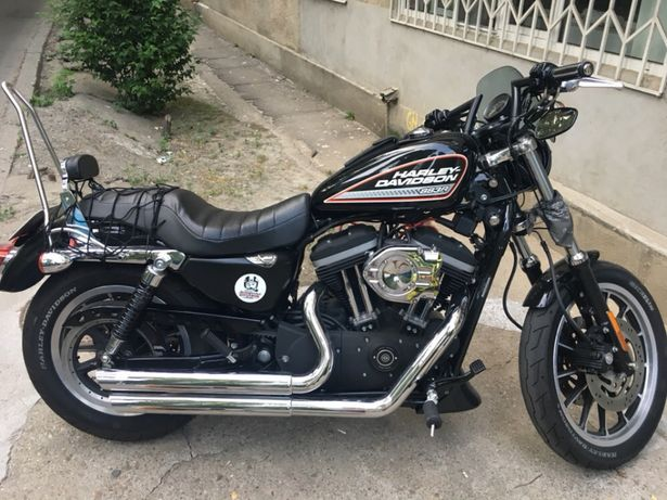 Harley Davidson Sportster XL883R