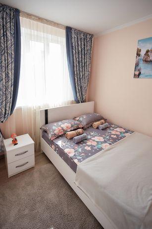 Аренда квартир 1-2-3 комнатные