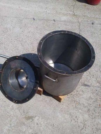 Vand cazan pentru Tuica din inox  40 litri