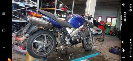 Мотоциклет Хонда  ВФР 800(Honda VFR 800)На части