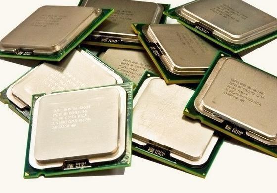 Процессоры (для компьютеров).