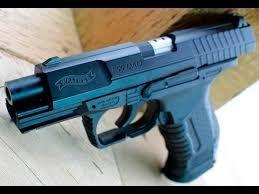 Pistol Walther p 99 full metal