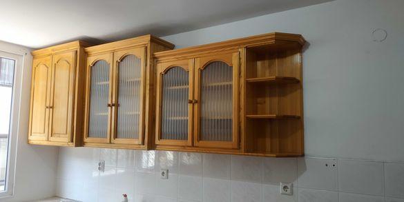Кухненски шкафове + плот и мивка