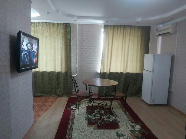 Республика Абая. Сдам посуточно чистую уютную двухкомнатную квартиру