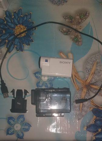 Продам экшн камеру sony hdr as300