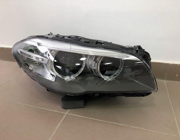 BMW seria 5 f10 F11 LCI far dreapta bi xenon airbag volan m rotund