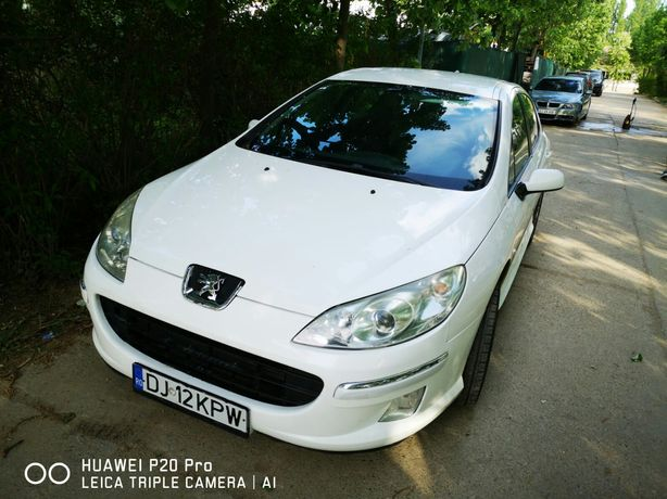 Peugeot 407 Facelift 2009 1.6 hdi 109cp