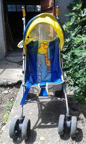 Лятна детска коли4ка