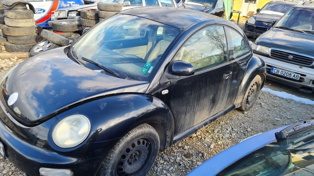 Volkswagen new Beetle 2.0, Ню Бийтъл на части !