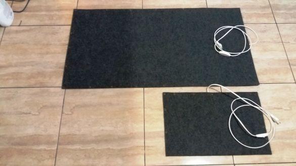 Нагревателни килимчета за животни