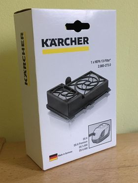 Filtru HEPA 13 Karcher DS absolut nou la cutie Originala!