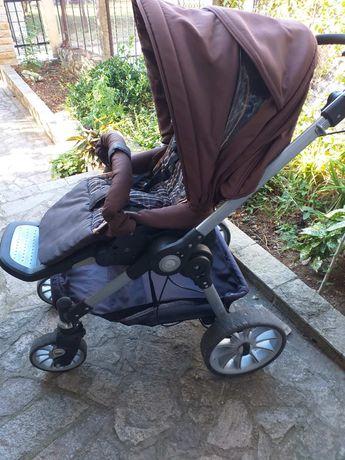 Детска количка Teutonia