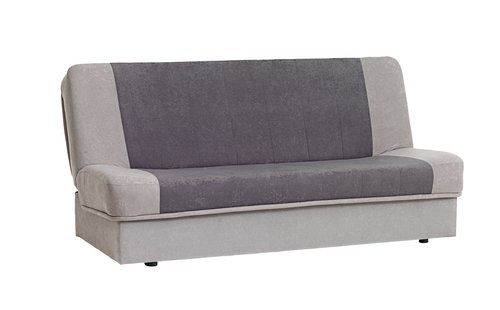 canapea extensibila gri nefolosita