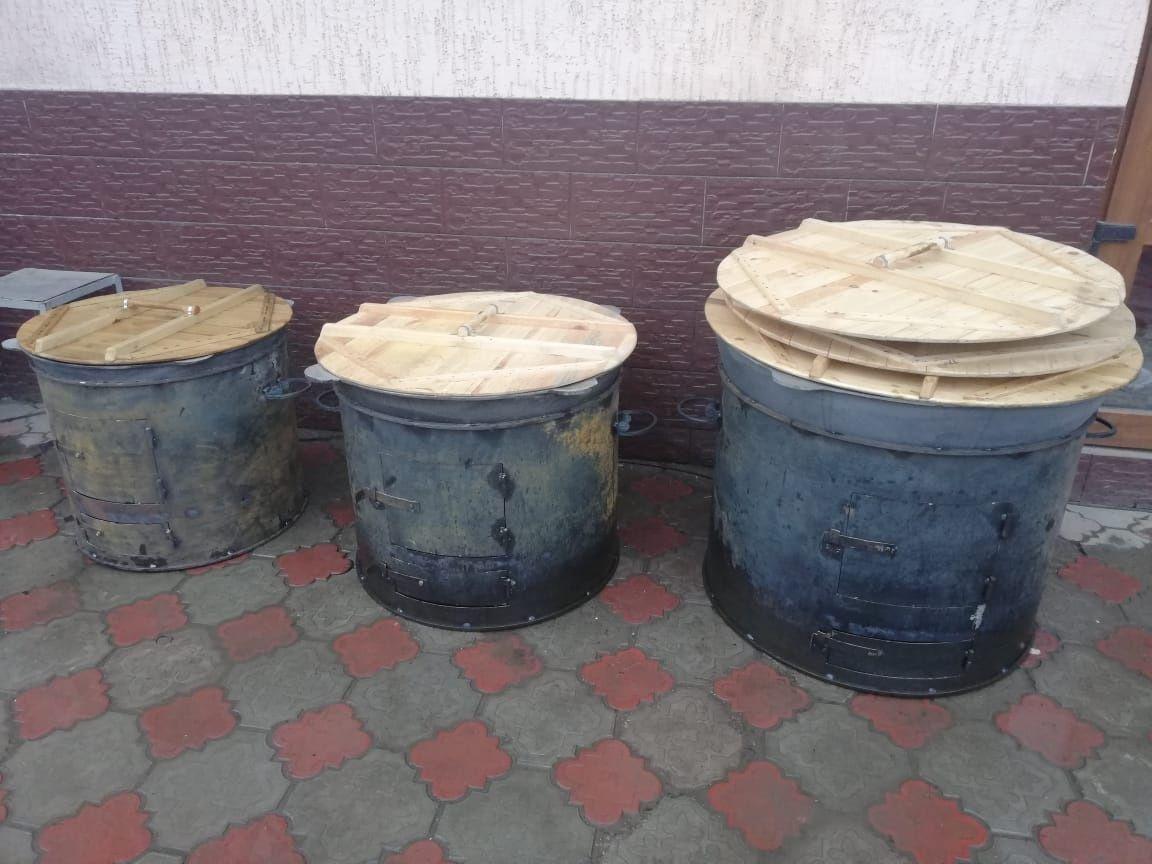 Казаны Наманганский чугун ВСЕ объемы есть доставка есть