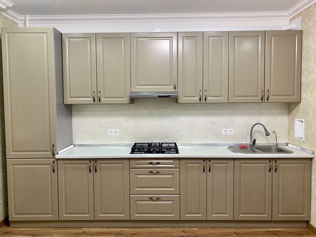 Очень красивый и качественный кухонный гарнитур!
