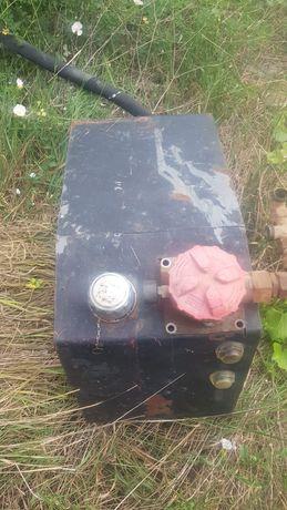 Pompă hidraulică SUNFAB + bazin